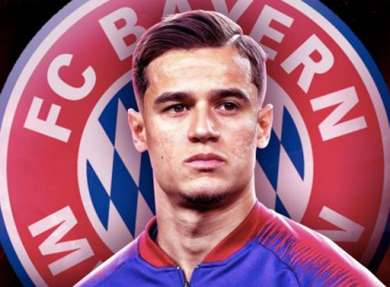 Mercato : Coutinho file au Bayern ! (officiel)