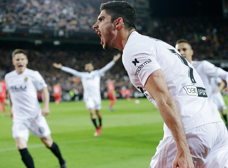 Liga: Valence tombe le Real Madrid